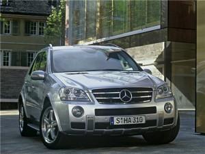 Mercedes-Benz интересные факты