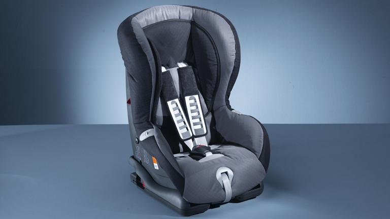 Защищенное детское кресло или кресло для самых маленьких
