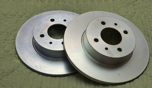 Замена тормозных дисков Ваз 2110