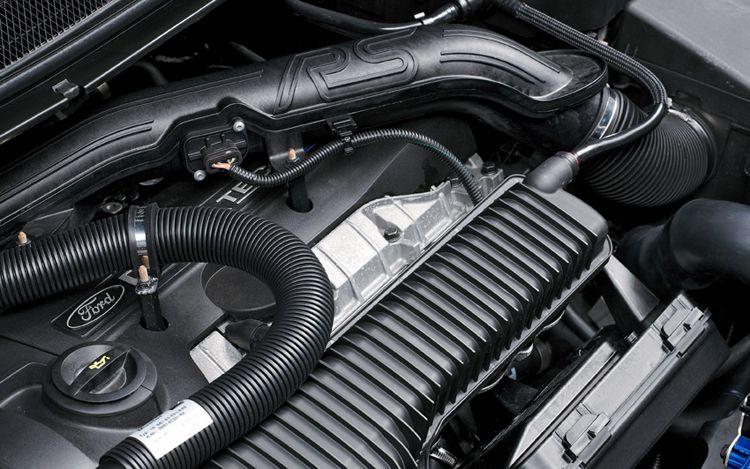 Ford Focus Rs двигатель