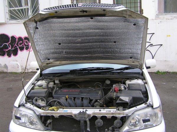 Как утеплить двигатель автомобиля своими руками