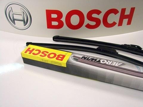Бескаркасные дворники Bosch