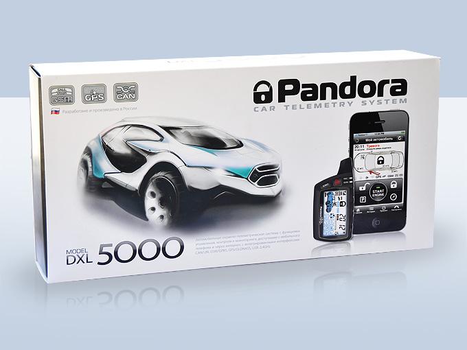 """Пандора"" DLX-5000"