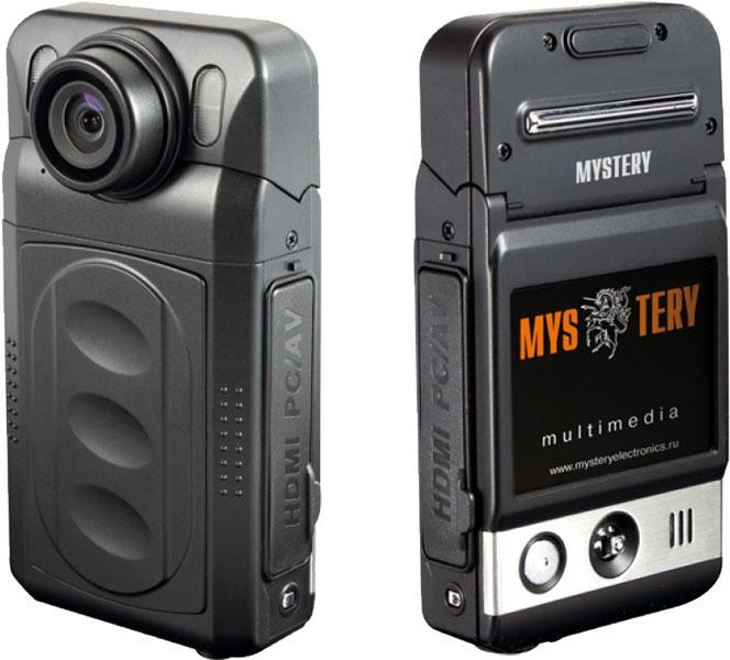 Обзор видеорегистратора Mystery MDR-803HD