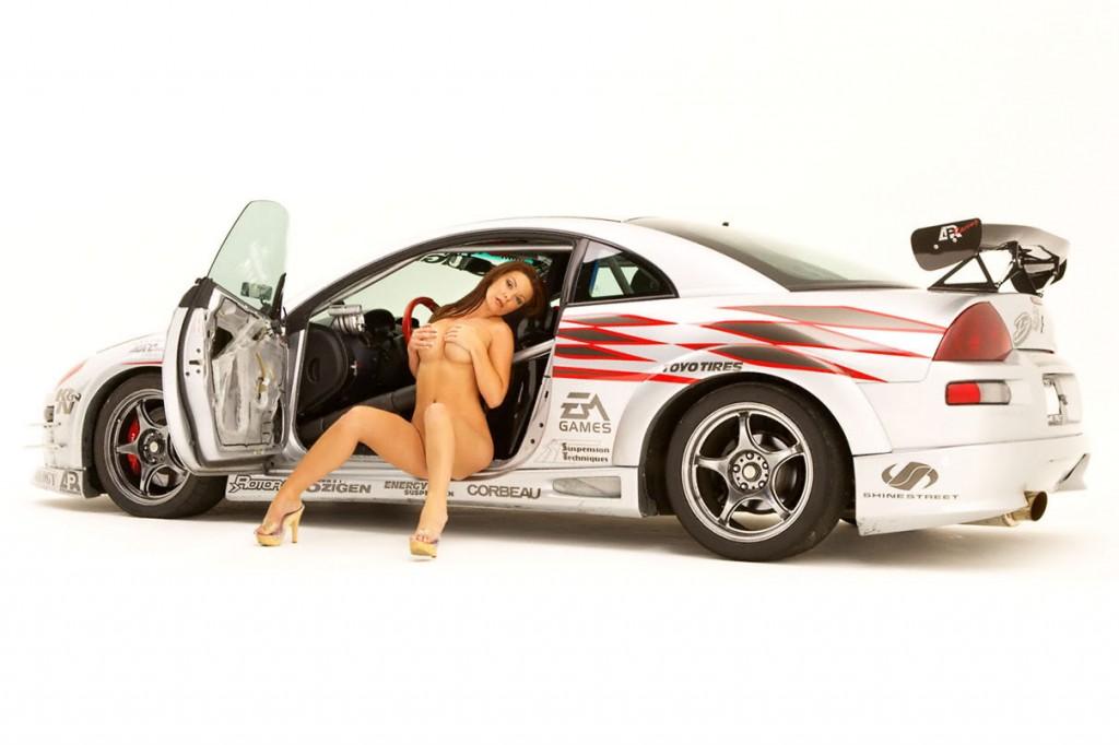 Mitsubishi Eclipse g2 фото, обзор, отзывы