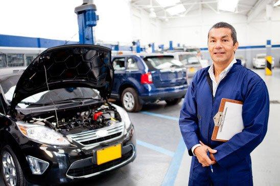 Технический осмотр транспортного средства 2015