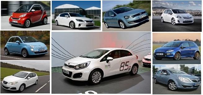 рейтинг самых экономичных автомобилей по расходу топлива
