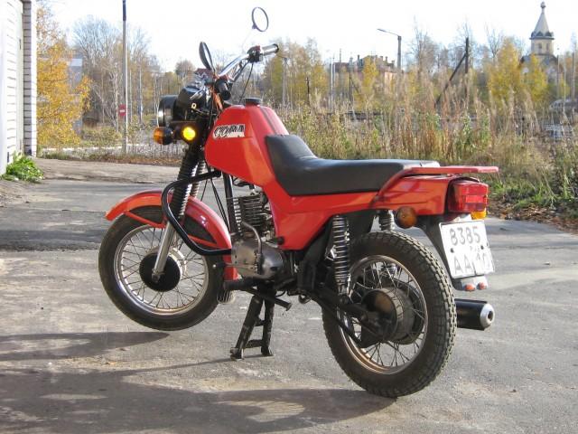 """Мотоцикл """"Сова"""""""