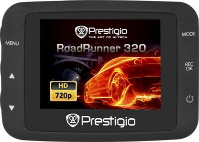 Видеорегистратор Prestigio Roadrunner 320 отзывы