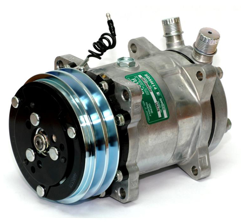 Что такое компрессор кондиционера авто