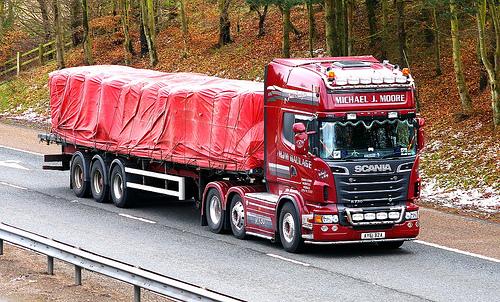 Scania R730 технические характеристики. Фото. Цена.