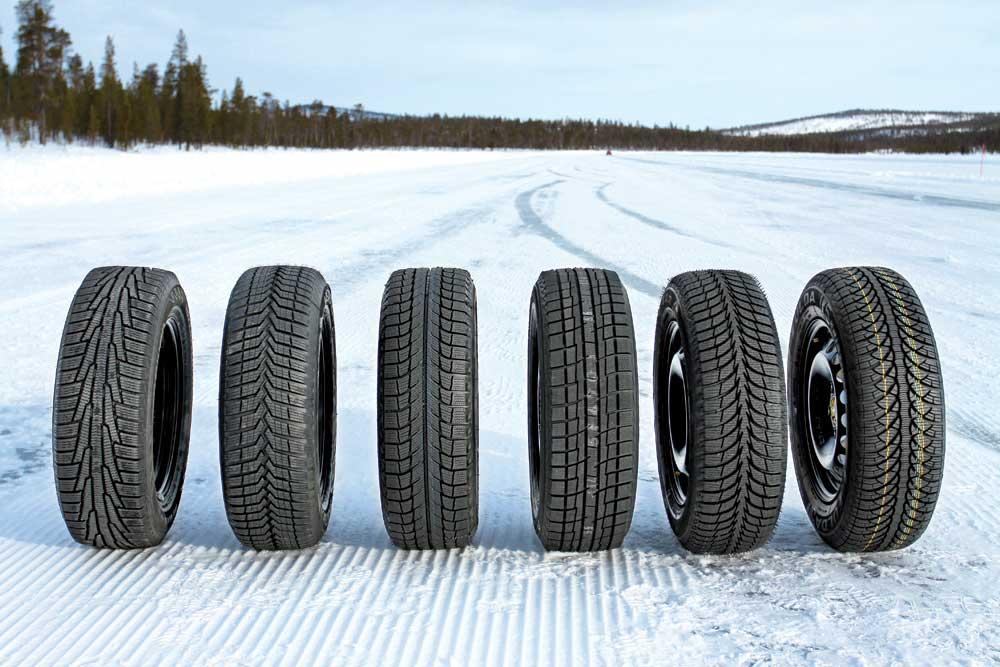 Самые лучшие зимние шины. Обзор. Отзывы. Цены