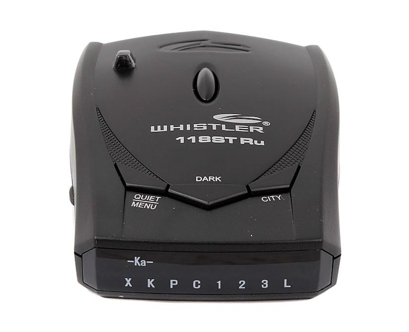 Whistler 118ST Ru