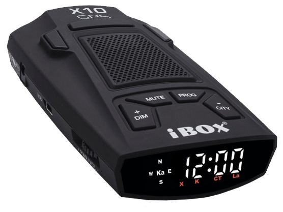 IBOX X10 GPS