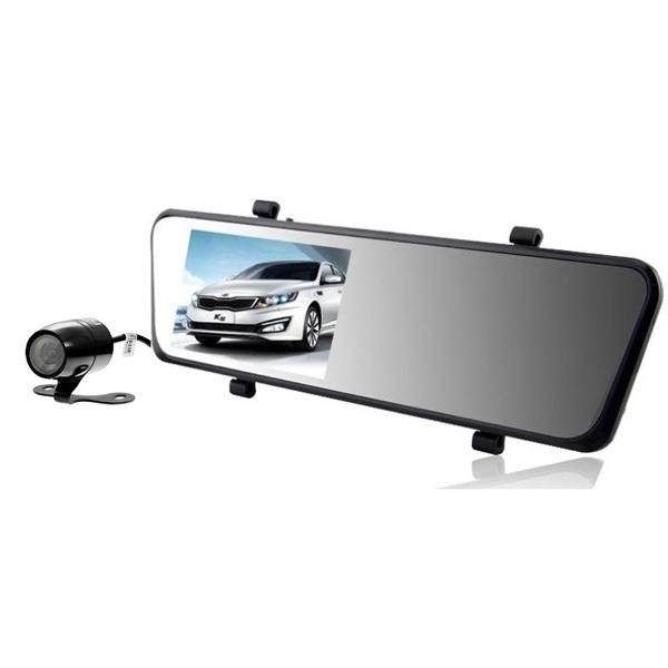 Некоторые видеорегистраторы также поддерживают и парковочную камеру