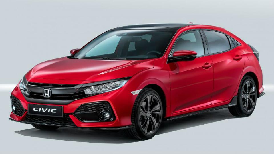 Хонда Цивик 2017 в новом кузове фото цена