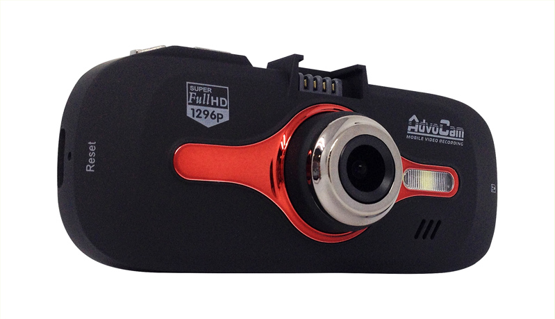 AdvoCam FD8 Red-II (GPS+ГЛОНАСС)