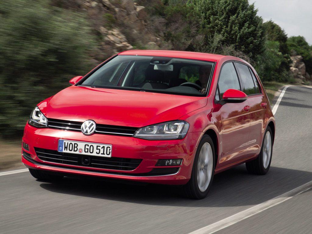 VW Golf 2013