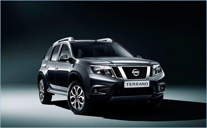 Обновленный Terrano на российский рынок будет поставляться в нескольких комплектациях.