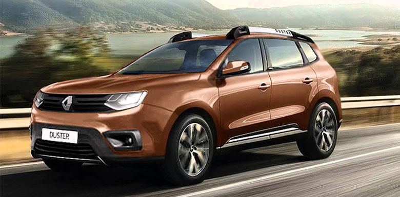 Рено Дастер 2017 новый кузов комплектации и цены фото
